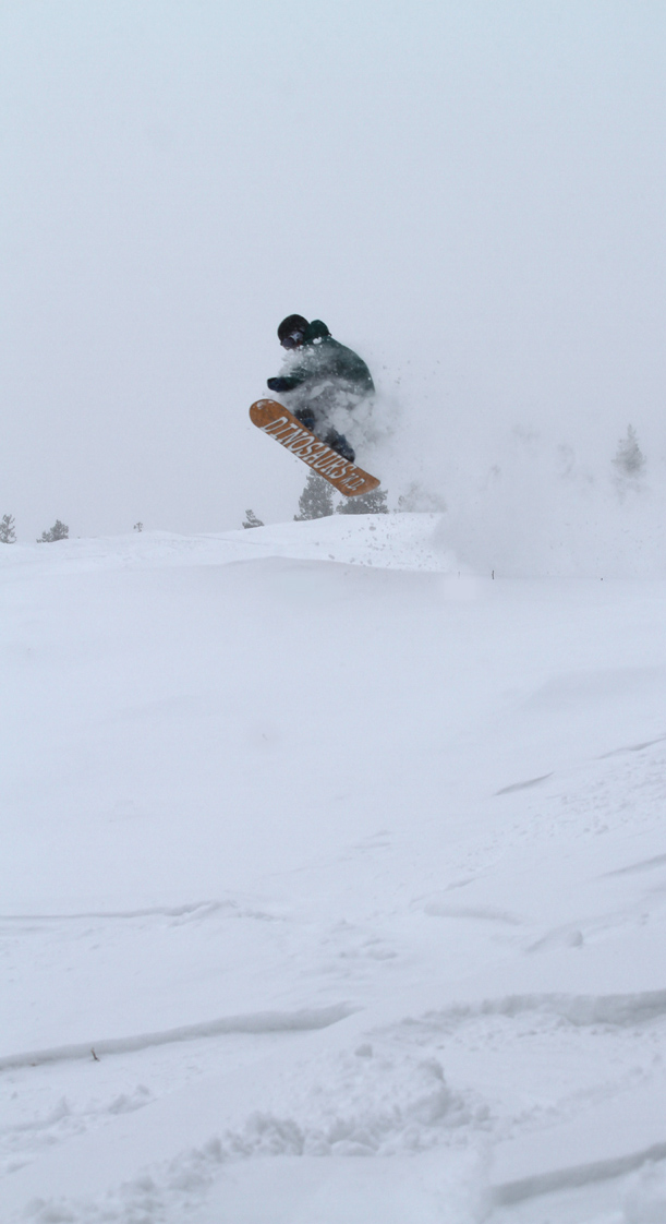 snowboarding Vail