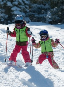 Vail learn to ski