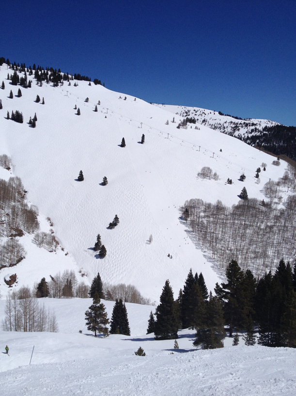 Spring Skiing in Vail