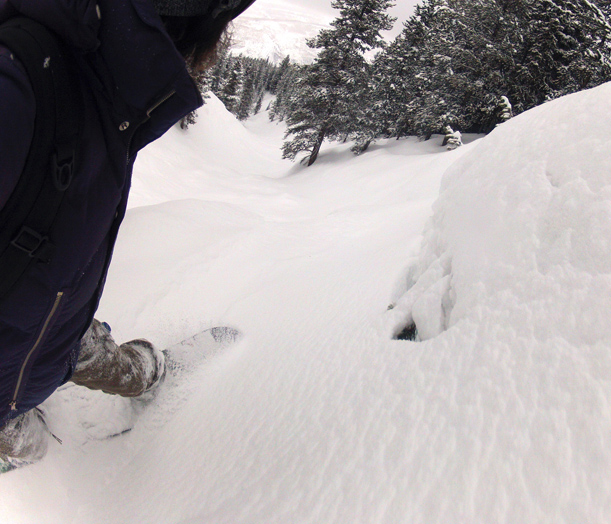 Powder for Vail's closing weekend