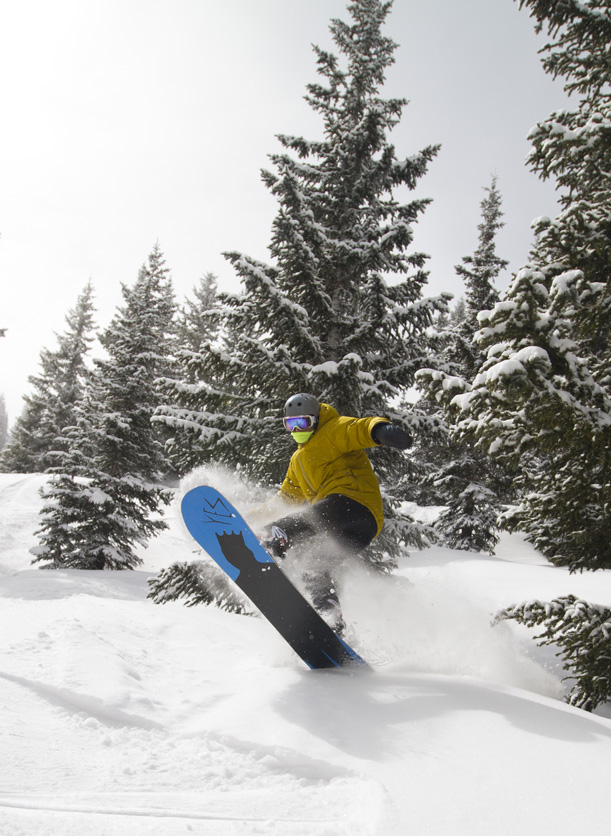 Spring Back to Vail snow conditions