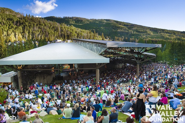Live concerts and events in Vail, CO