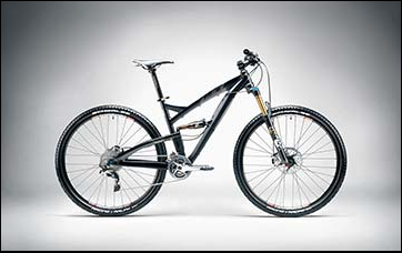 Friday Afternoon Club Yeti Bike giveaway