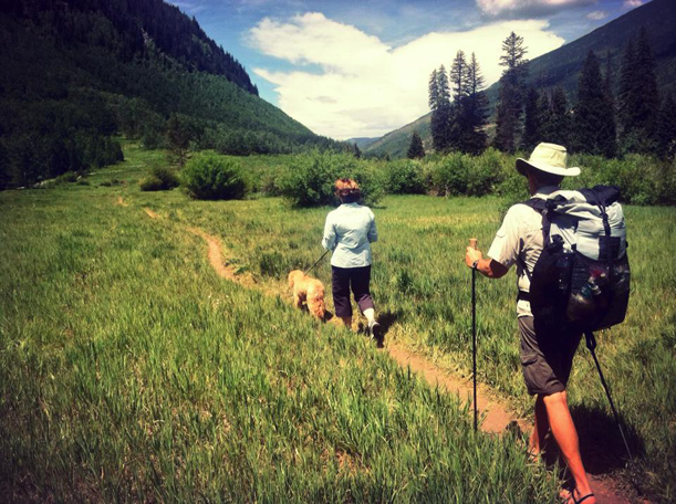 Bringing your dog to Vail, Colorado