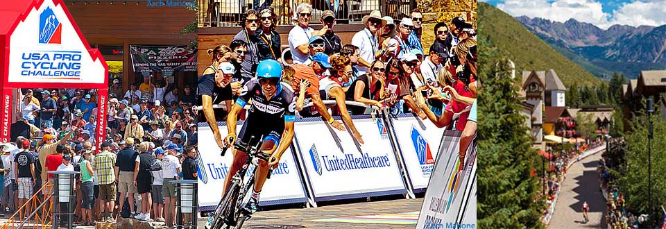 Vail Time Trial Cycling Challenge