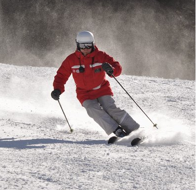 Vail instructor's guide to looking good skiing