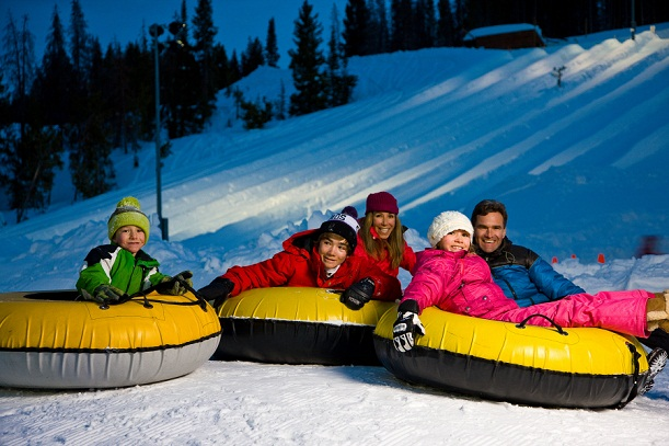 Family activities in Vail