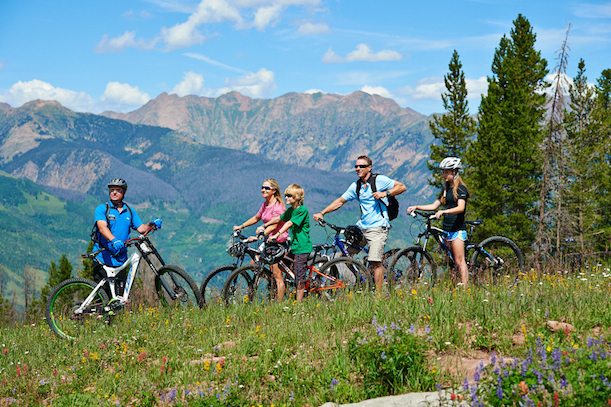 Vail guided tours summer