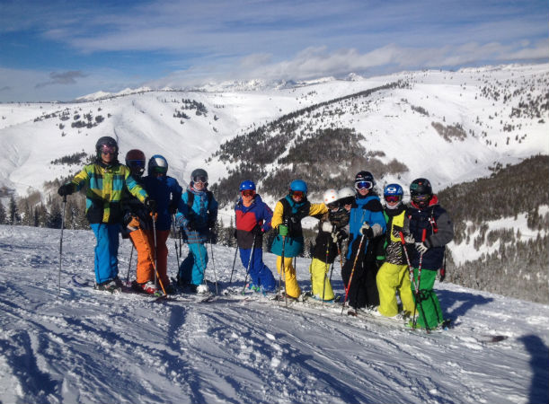 Weekend youth programs Vail
