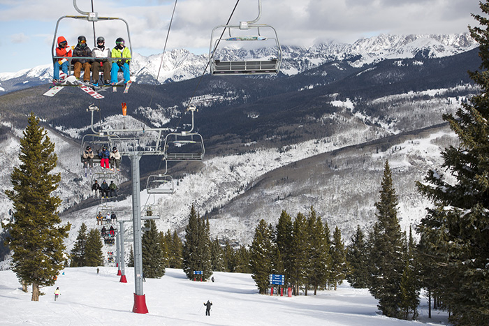 Eary Season Conditions at Vail