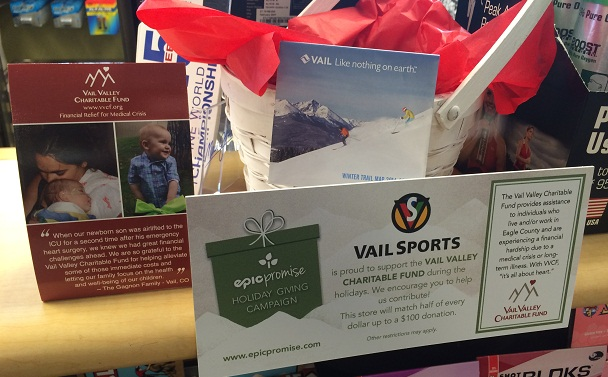 Vail Valley Charitable Fund Epic Promise