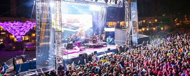 world cup vail beaver creek concerts