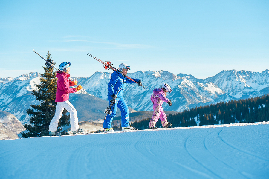how to keep your kid safe skiing