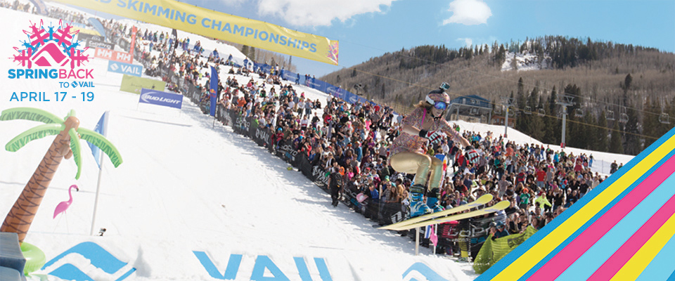 Spring Back to Vail 2015