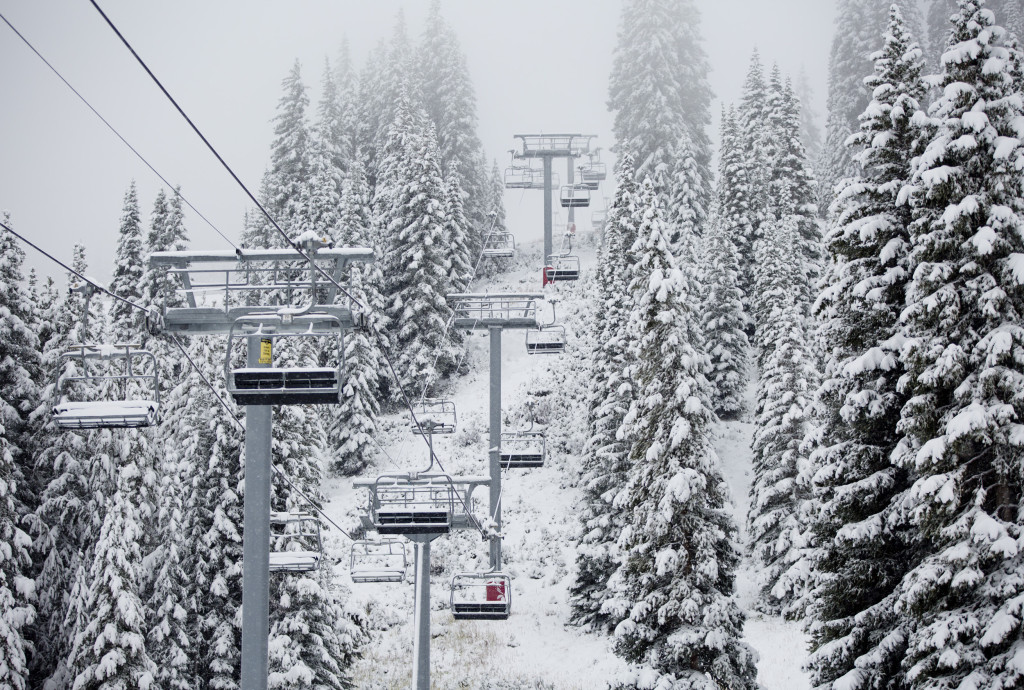 Vail Snow Andrew Taylor