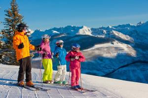 Family Private Ski Lesson
